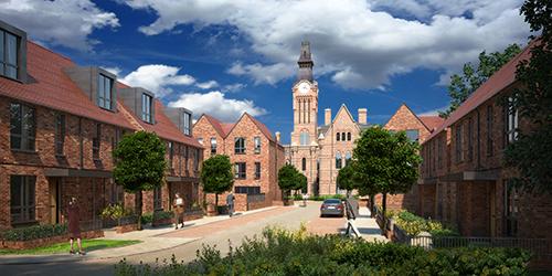 HENLEY HOMES | BARNES VILLAGE - redevelopment 2017
